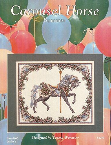 Carousel Horse Summer Item #100 Leaflet 3