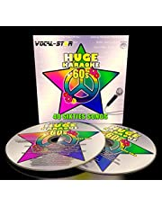 Karaoke CD Disc Set With Words - Huge Hits From the 60's 1960`s - 40 Songs 2 CDG Discs By Vocal-Star [audioCD]
