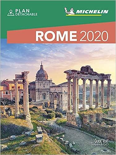 Cartina Michelin Roma.Amazon It Roma Con Cartina Ediz Francese Michelin Libri In Altre Lingue
