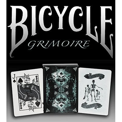 Bicycle Grimoire Playing Cards USPCC