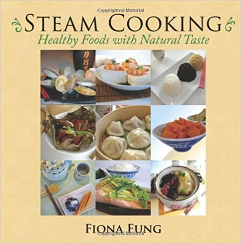 Steam Cooking: Healthy Foods with Natural Taste by Loci, Loci (2008)