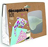 Decopatch Mache Dolphin Mini Kit