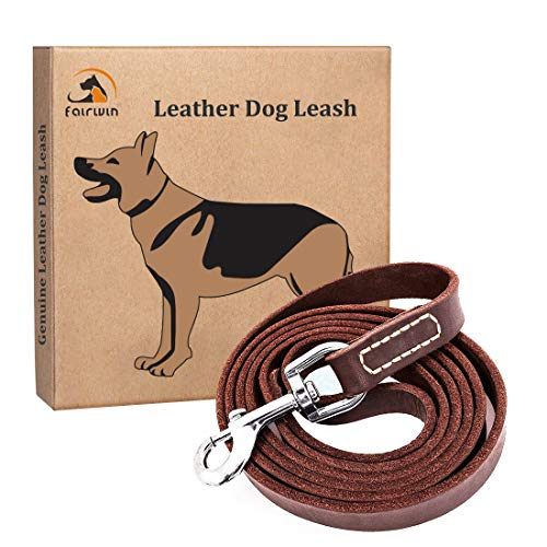 Fairwin Genuine Leather Training Stitching 5