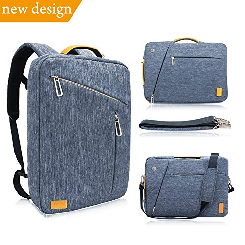 WIWU 15.6 Inch Laptop Convertible Backpack, Multi Functional Travel Rucksack Water Resistant Knapsack Work School College Backpacks for men and women, Business Backpack fit 15.6 laptops - Compact Photo Printer Sony
