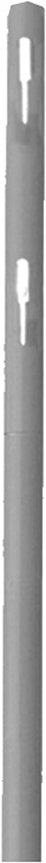 Viso BSF100AISI - Poste de acero inoxidable (AISI 304)