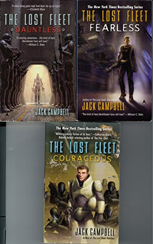 The Lost Fleet Collection: Vols. 1-6 (1. Dauntless, 2. Fearless, 3. Couragous, 4. Valient, 5. Relentless, 6. Victorious) (Jack Campbell Victorious)