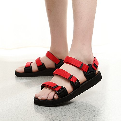 Thick Beach 2 Shoes Bottom Sandali Summer antiscivolo traspiranti da amanti dwxCqd
