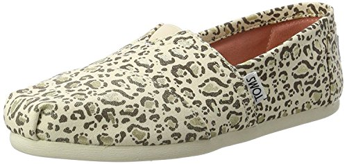 TOMS Womens Classic Casual Shoe Blue Multi Tribal Print 5qTNSt30i
