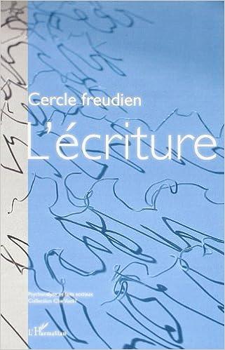 En ligne téléchargement gratuit Ecriture (Cercle Freudien) epub pdf
