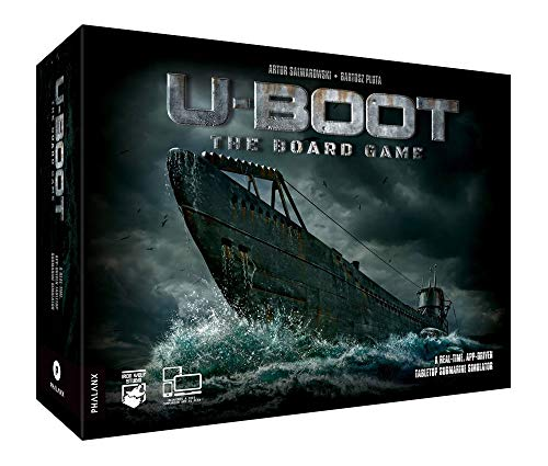Phalanx U-Boot: The Board Game