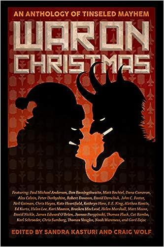 War on Christmas: An Anthology of Tinseled Mayhem: Amazon ...
