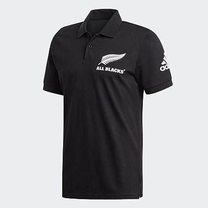 adidas AB p Polo, Hombre, Negro, S: Amazon.es: Deportes y aire libre