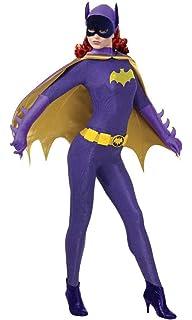 Kostüme & Verkleidungen ADULT DC COMICS 60'S CIRCA BATMAN GRAND HERITAGE DELUXE COSTUME RU887207 Kleidung & Accessoires