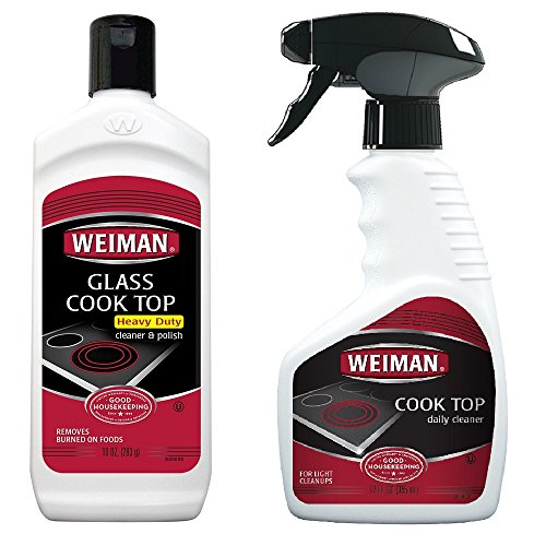 Weiman Cleaner bottle trigger Package