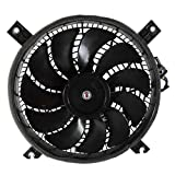 7 radiator fan - Air Conditioning AC Condenser Cooling Fan for 04-06 Suzuki XL7 XL-7
