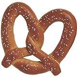 Superpretzel Super Jumbo Soft Pretzel, 10 Ounce -- 25 pretzels per case.