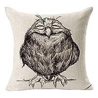 wintefei Pillow Case Throw Cushion Cover Home Sofa Decor?