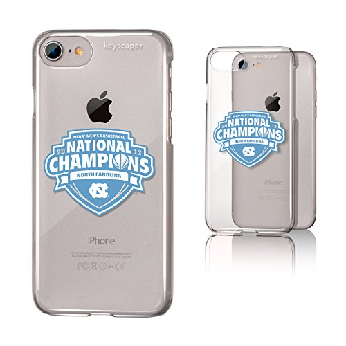 eels 2017 NCAA Men's Basketball National Champions Clear Case for the iPhone 6/6S/7/8 NCAA ()