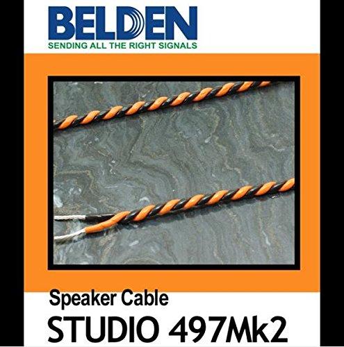 Belden speaker cable STUDIO497MK2 / 5m
