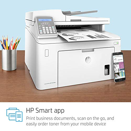 HP Laserjet Pro M148fdw All-in-One Wireless Monochrome Laser Printer with Auto Two-Sided Printing, Mobile Printing, Fax & Built-in Ethernet (4PA42A) by HP (Image #9)