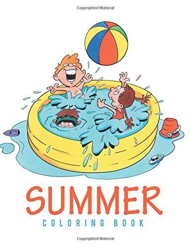 Summer Coloring Book ebook