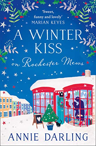 A Winter Kiss on Rochester Mews (English Edition)