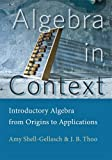 Algebra in Context