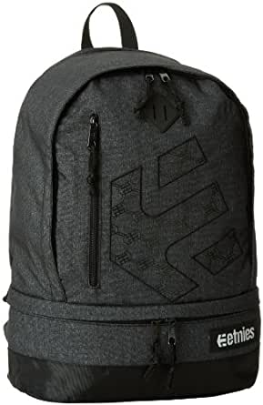 Etnies Men's Transporter Backpack, Charcoal, One Size