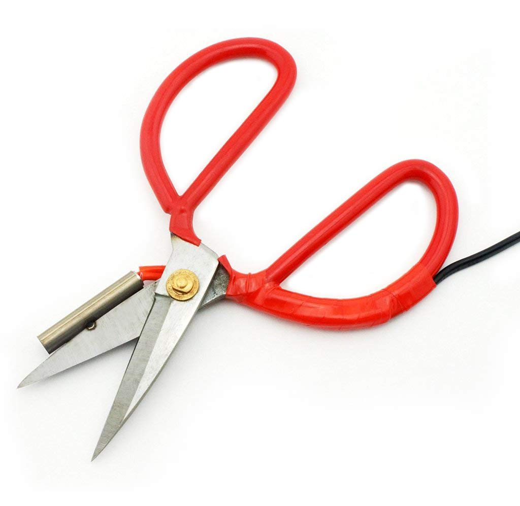 HAND H0924 Professional Fabric Hem Seam Sealing Scissors 8.5'' by HAND