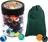 Channel Craft Marbles With Canvas Pouch Game