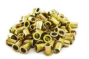 "Astro Pneumatic Tool RN516 5/16""-18 Steel Rivet Nuts (100 Piece)"