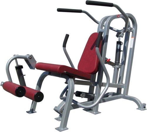 Quantum Fitness Quick Circuit Hydraulic Total Power 6-Exercise Station Quantum Fitness