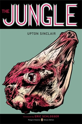 Book cover for The Jungle