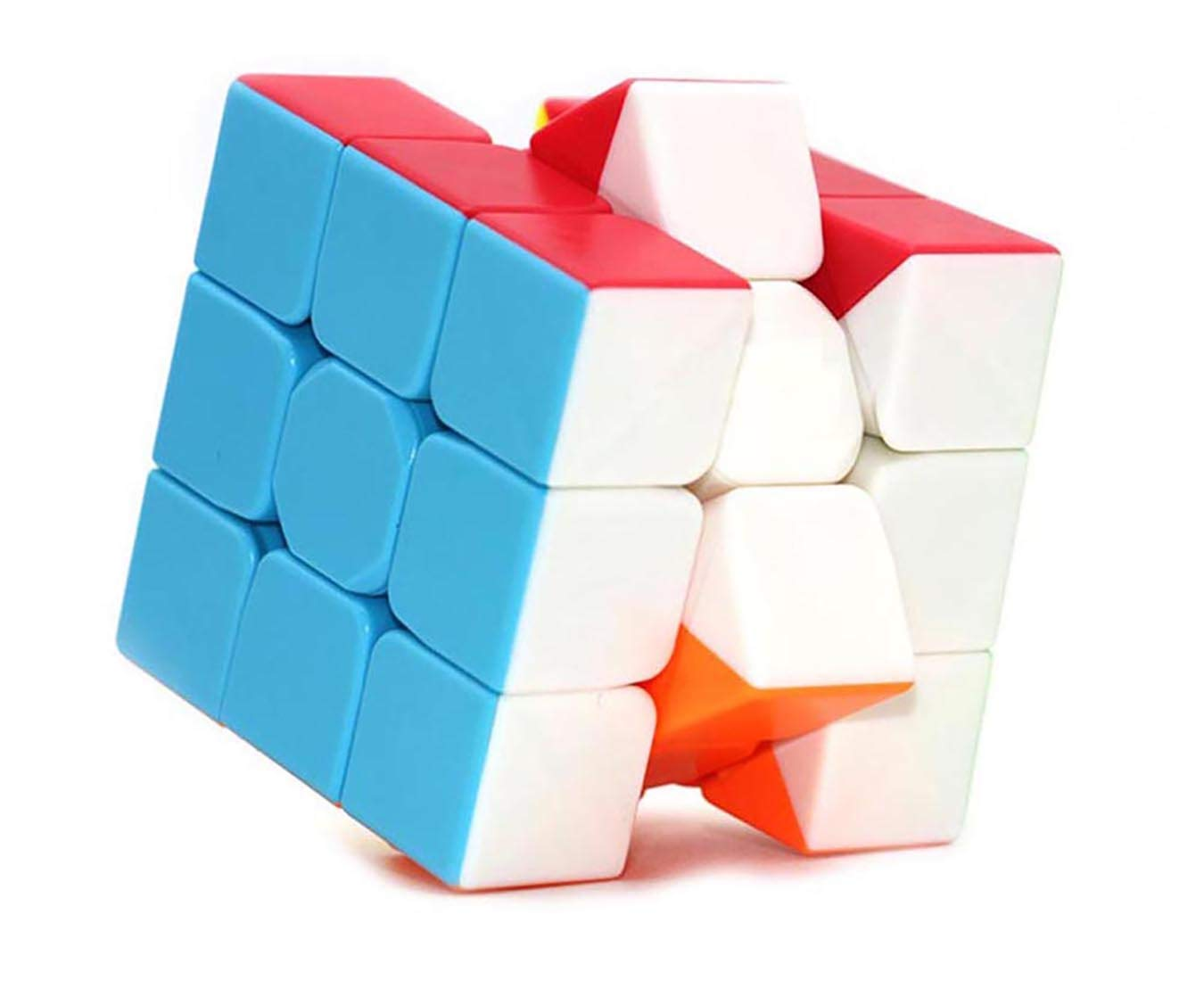 UNLOCKGIFT 2x2x2 bis 11x11x11 Magic Cube Speed Cube Stickerless Puzzle Spielzeug B07P655DWX 3D-Puzzles Bunt,   | Modisch