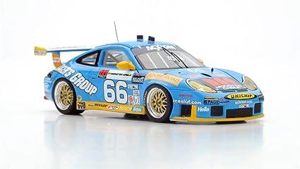Porsche 911 GT3 RS n.66 Winner 24H Daytona 2003 Resin Model Car in 1
