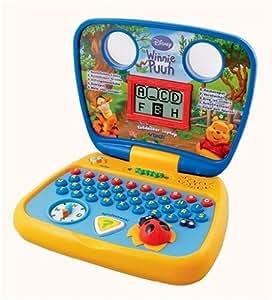 VTech 80-103604 Winnie the Pooh - Ordenador de aprendizaje [importado de Alemania]