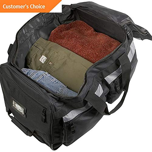 Model LGGG Sandover Eight Pocket 26 Rolling Duffel 6 Colors Softside Checked NEW 3600