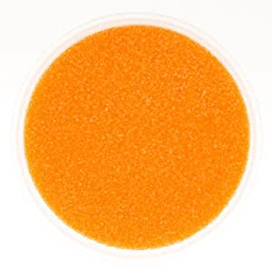 Bright Colors Yellow Sanding Sugar 8 oz. Tub