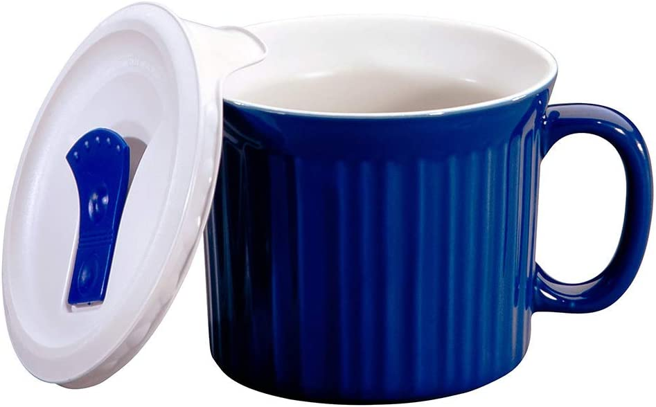 CorningWare 20-Ounce Meal Mug with Vented Lid