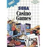 Casino games - Master System - PAL by SEGA