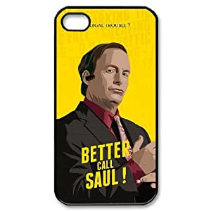 Winfors Better Call Saul Phone Case For Iphone 4/4s [Pattern-3]