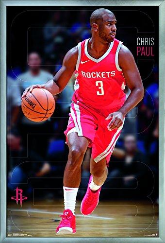 (Trends International Houston Rockets - Chris Paul Wall Poster 24.25
