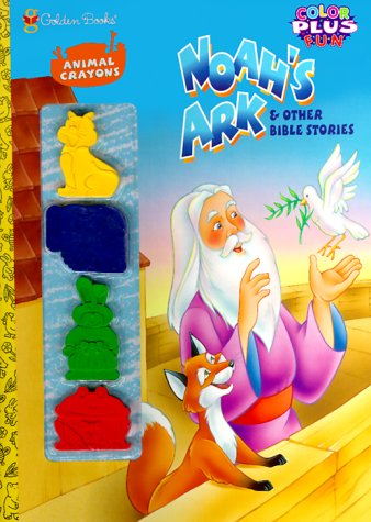 Noah's Ark and Other Bible Stories (Color Plus) PDF