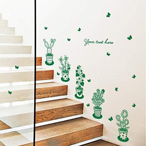 Vinilos Decorativos Escalera Dormitorio Pegatinas De Pared 116X60Cm: Amazon.es: Bricolaje y herramientas