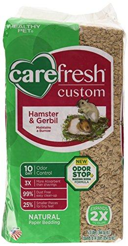 Absorption carefresh Custom Hamster/Gerbil Pet Bedding, 1...