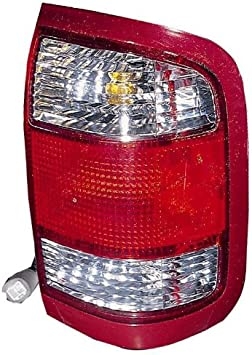 Depo 315-1931R-AS Nissan Pathfinder Passenger Side Replacement Taillight Assembly