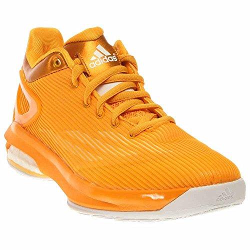 Adidas Sm Crazylight Øge Lav Basketball Herresko Størrelse Gul nwNVbsK
