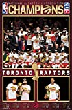 Trends International 2019 Toronto Raptors NBA Finals - Celebration Wall Poster, 22.375' x 34', Multi