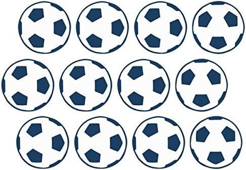 Pegatinas cenefa: de balones de fútbol: Amazon.es: Hogar