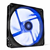 Best Fans For Cooling Cheaps - NZXT Technologies NZXT FZ-140mm Blue LED Cooling (RF-FZ140-U1) Review
